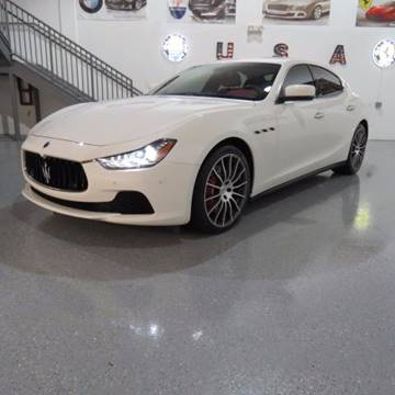 2016 Maserati Ghibli for sale in Pompano Beach, FL