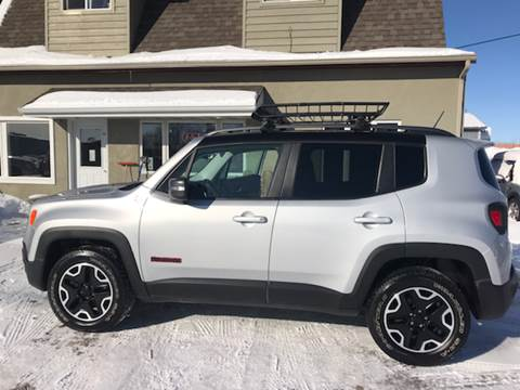 2015 Jeep Renegade for sale in Sturgeon Bay, WI