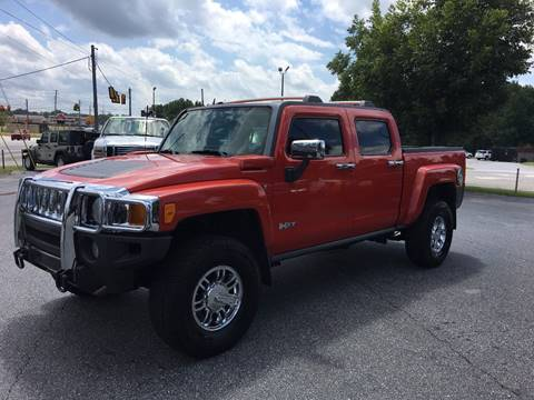 2009 HUMMER H3T for sale in Anderson, SC