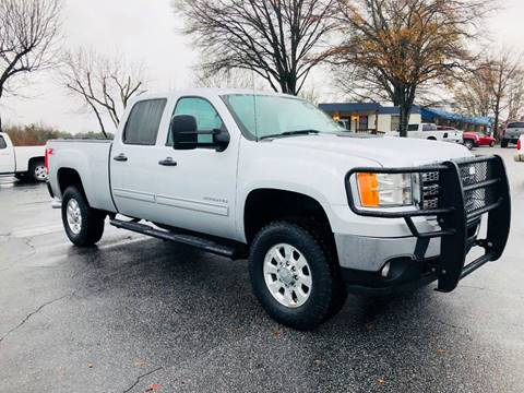 2013 GMC Sierra 2500HD for sale in Anderson, SC