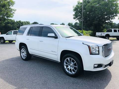 2017 GMC Yukon for sale in Anderson, SC