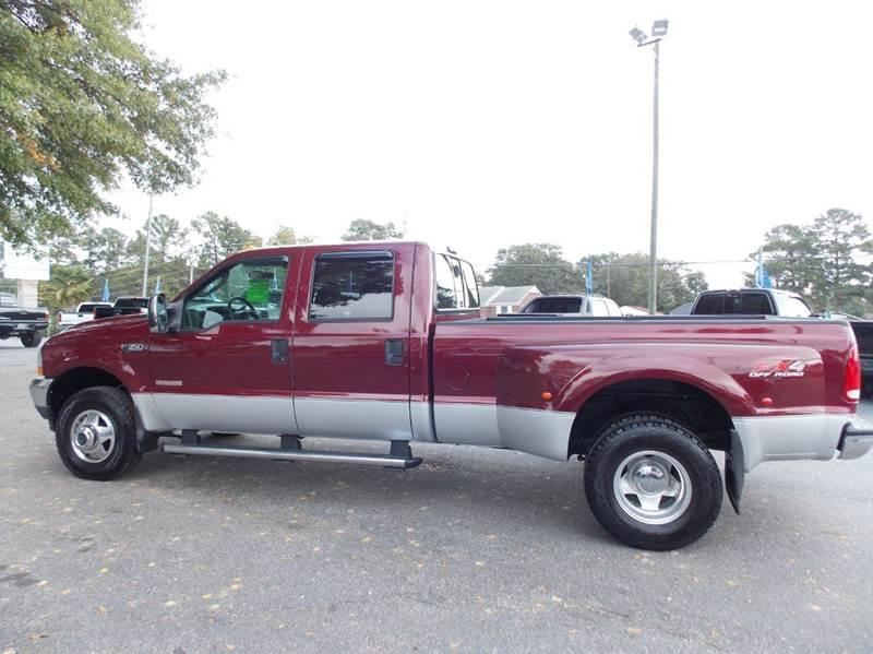 2004 Ford F-350 Super Duty 4dr Crew Cab XLT 4WD SB DRW In ...