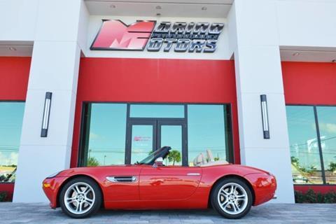 2000 BMW Z8 for sale in West Palm Beach, FL