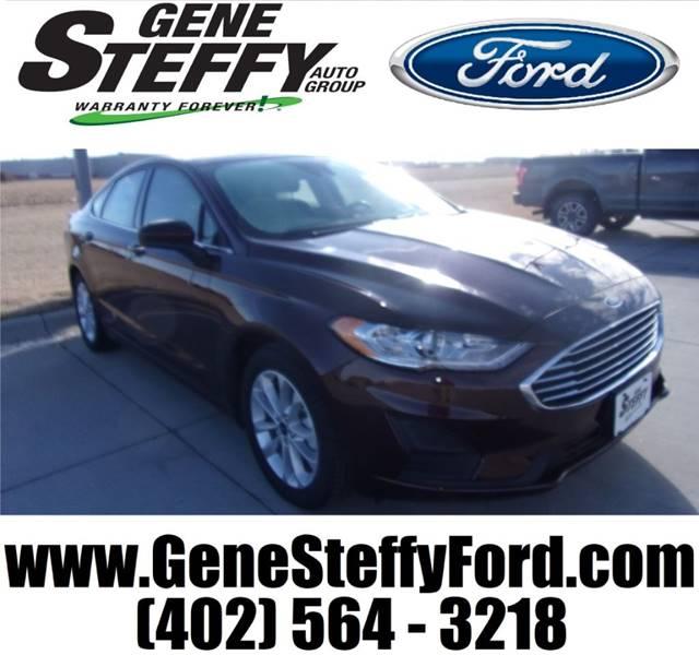 2019 Ford Fusion SE 4dr Sedan In Columbus NE