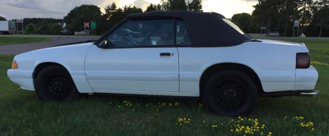 1987 Ford Mustang LX 2dr Convertible - Elk River MN