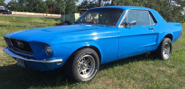 1968 Ford Mustang Coupe - Elk River MN