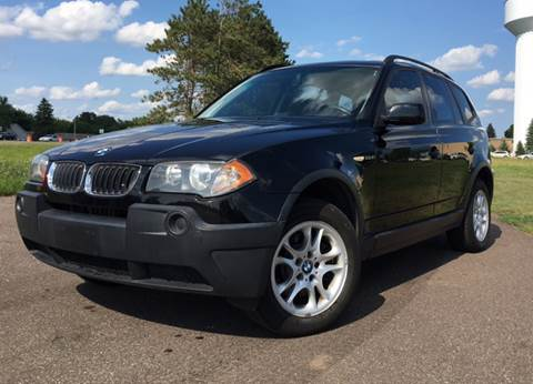 2005 BMW X3 for sale in Elk River, MN