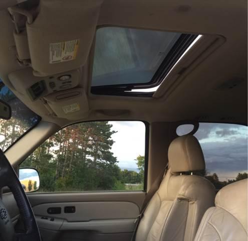 2002 Chevrolet Tahoe LT 4WD 4dr SUV - Elk River MN