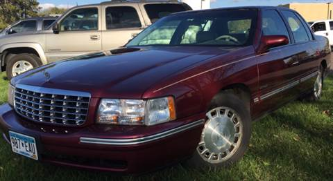 1997 Cadillac DeVille for sale in Elk River, MN