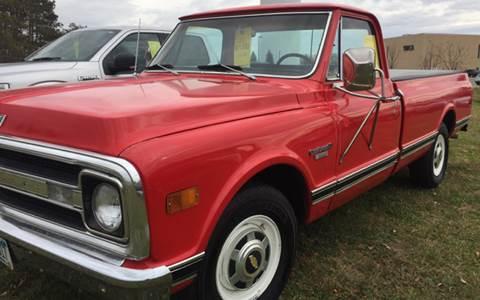 1970 Chevrolet C/K 20 Series