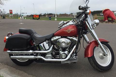 2000 Harley-Davidson FLH Fat Boy