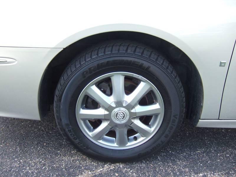 2008 Buick LaCrosse CXL 4dr Sedan - Schoolcraft MI