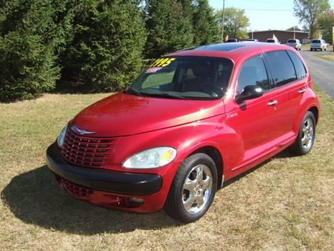 2002 Chrysler PT Cruiser for sale in Schoolcraft, MI