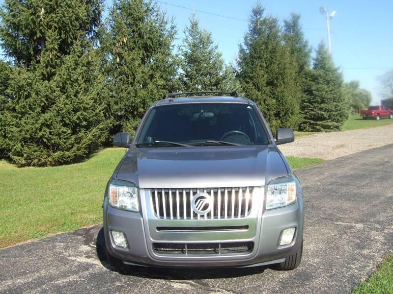 2008 Mercury Mariner V6 4dr SUV In Schoolcraft MI - Carmart Auto Sales Inc