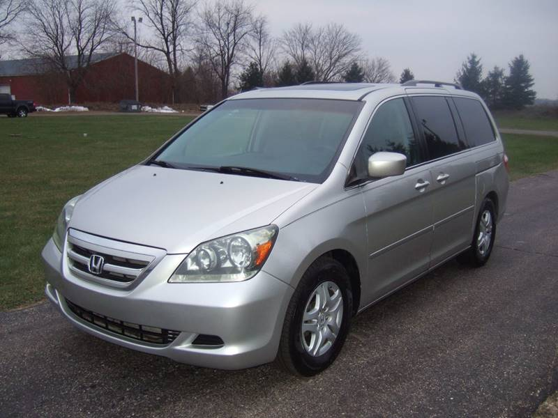 2007 Honda Odyssey EX-L 4dr Mini-Van In Schoolcraft MI - Carmart Auto Sales Inc