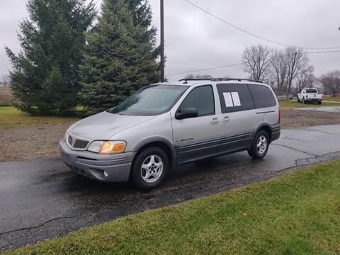 2003 Pontiac Montana for sale in Schoolcraft, MI