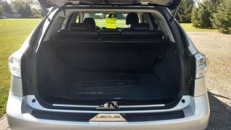 2010 Lexus RX 450h AWD 4dr SUV - Schoolcraft MI