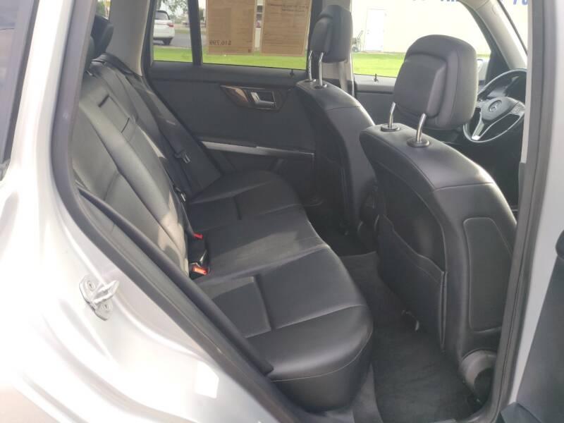 2013 Mercedes-Benz GLK AWD GLK 350 4MATIC 4dr SUV - Schoolcraft MI