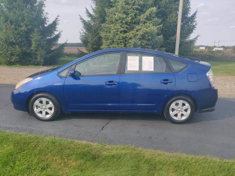 2008 Toyota Prius Standard 4dr Hatchback - Schoolcraft MI