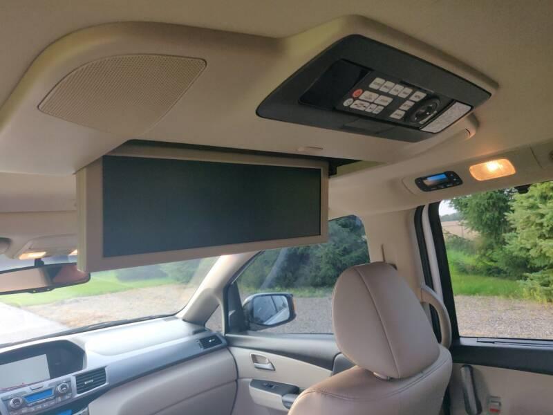 2012 Honda Odyssey Touring Elite 4dr Mini-Van - Schoolcraft MI