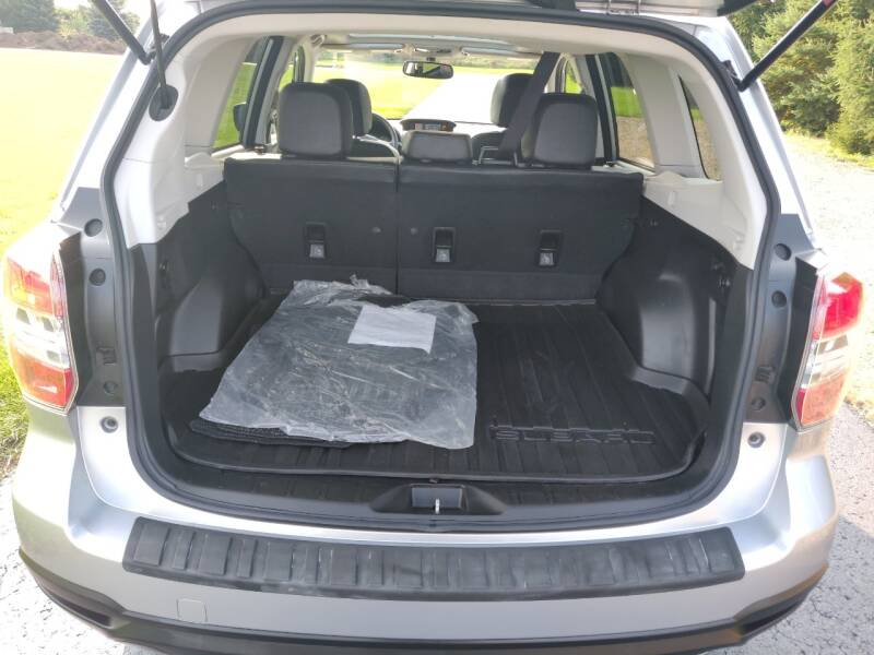 2015 Subaru Forester AWD 2.5i Limited 4dr Wagon - Schoolcraft MI