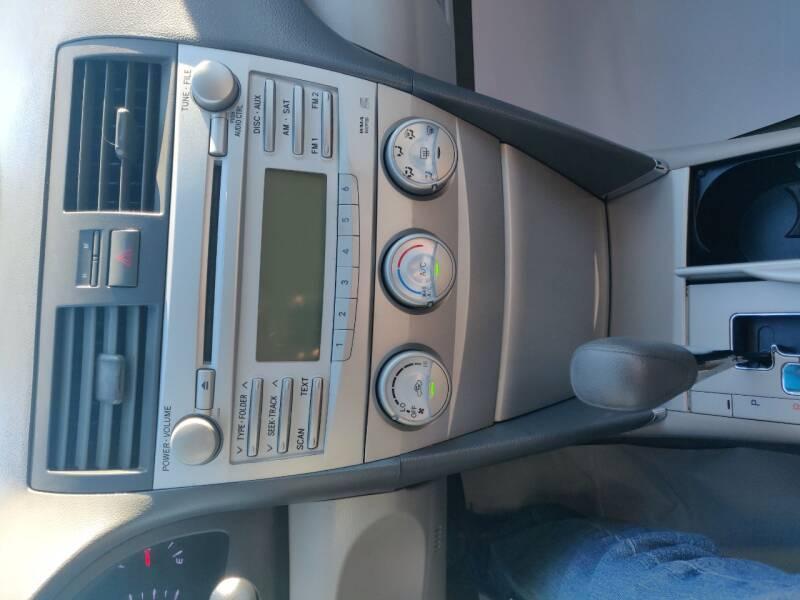 2011 Toyota Camry LE 4dr Sedan 6A - Schoolcraft MI