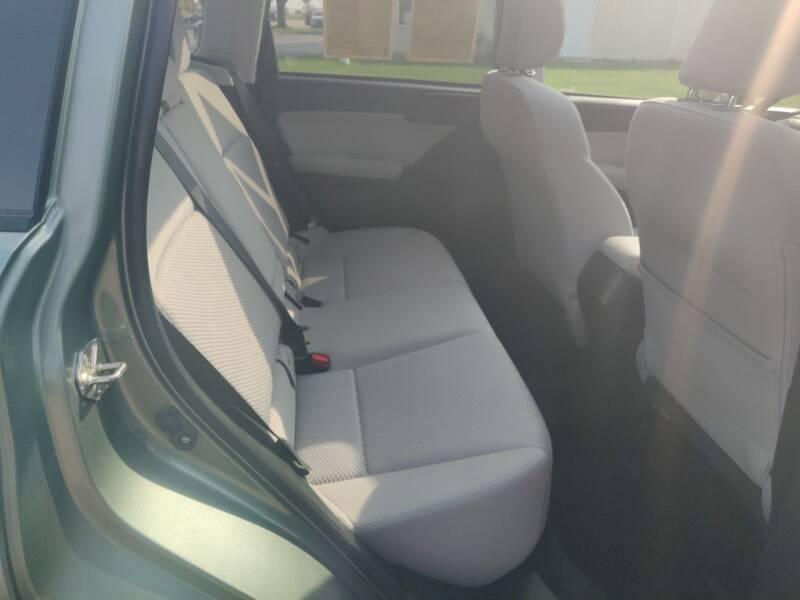 2015 Subaru Forester AWD 2.5i Premium 4dr Wagon CVT - Schoolcraft MI