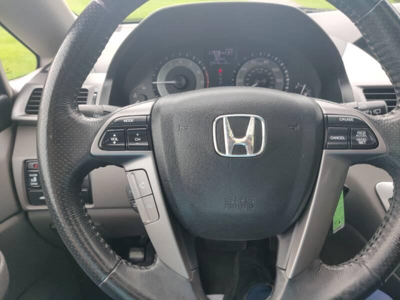 2013 Honda Odyssey EX-L 4dr Mini-Van - Schoolcraft MI