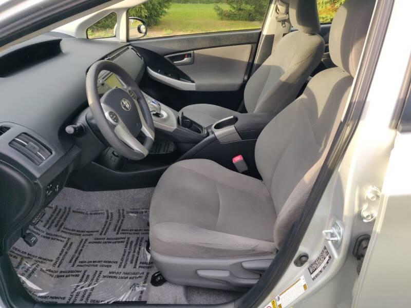 2012 Toyota Prius One 4dr Hatchback - Schoolcraft MI
