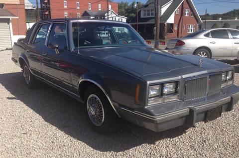 1986 Pontiac Bonneville for sale in Milton, WV