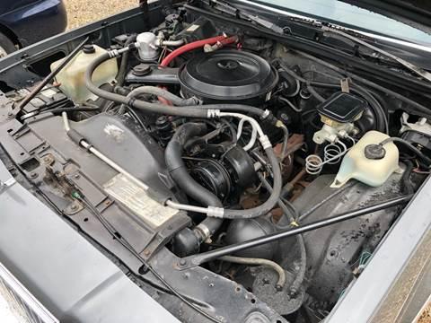 1986 Pontiac Bonneville
