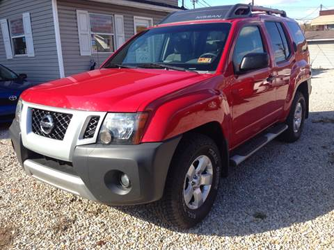Nissan Xterra For Sale In Milton Wv Harold Easter Motors