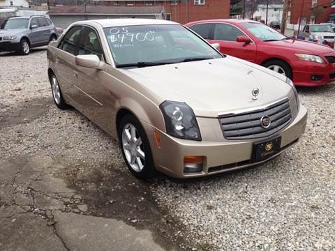 Cts For Sale >> Cadillac Cts For Sale In Milton Wv Harold Easter Motors