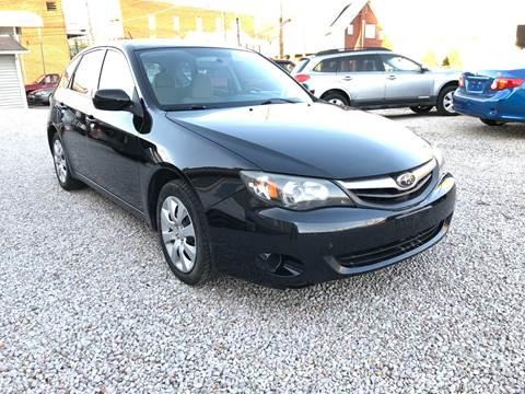 2010 Subaru Impreza for sale in Milton, WV