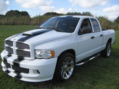 2003 Dodge Ram Pickup 1500 for sale at RPM Motors LLC in West Palm Beach FL