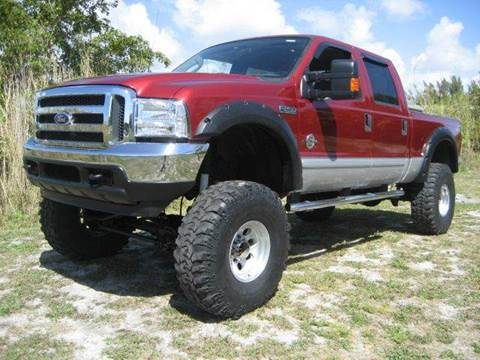 2003 Ford F-250 Super Duty for sale at RPM Motors LLC in West Palm Beach FL