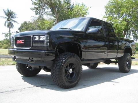 1995 GMC Sierra 1500 for sale at RPM Motors LLC in West Palm Beach FL