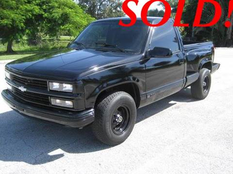 1992 GMC Sierra 1500 for sale in West Palm Beach, FL