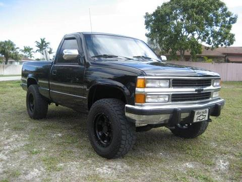 1989 Chevy Silverado Transmission For Sale