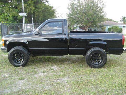 1989 Chevrolet C K 1500 Series For Sale In West Palm Beach Fl