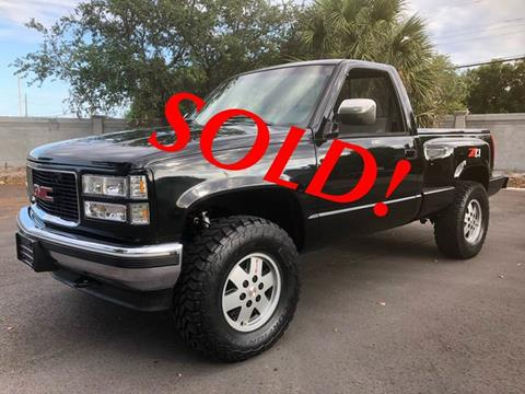1990 GMC Sierra 1500 for sale in West Palm Beach, FL