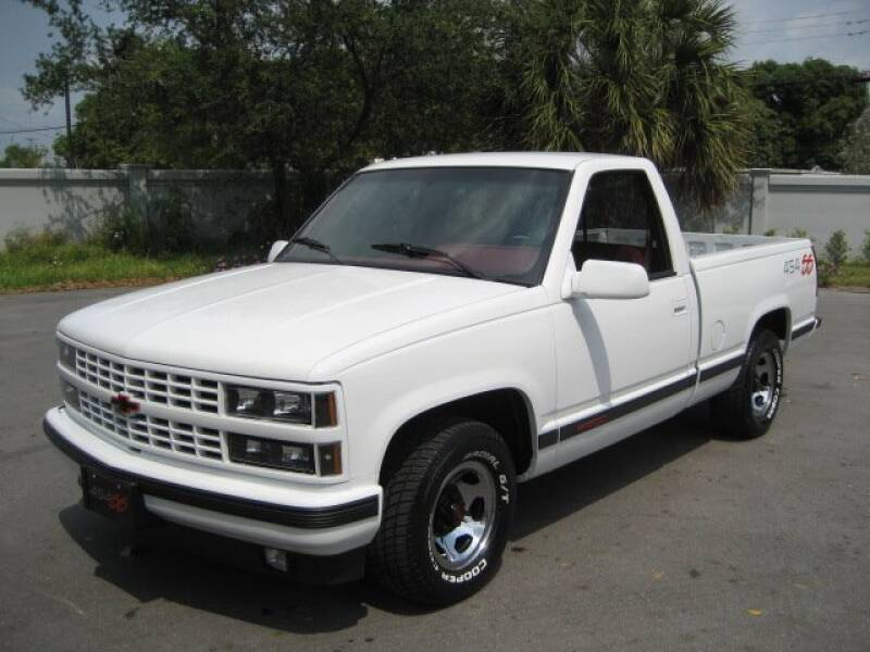 1991 Chevrolet C/K 1500 Series for sale at RPM Motors LLC in West Palm Beach FL