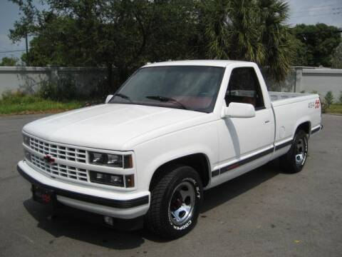 1991 Chevrolet C/K 1500 Series for sale at RPM Motors LLC in West Palm Beach FL