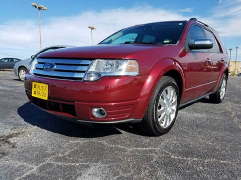 2008 Ford Taurus X for sale in Jefferson City, MO