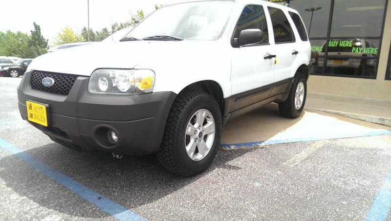 2005 Ford Escape XLT 4dr SUV - Jefferson City MO