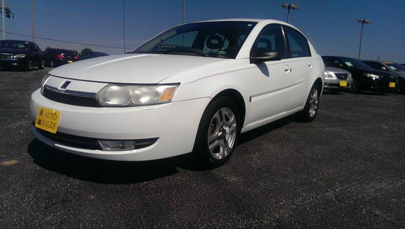 2004 Saturn Ion 3 4dr Sedan - Jefferson City MO