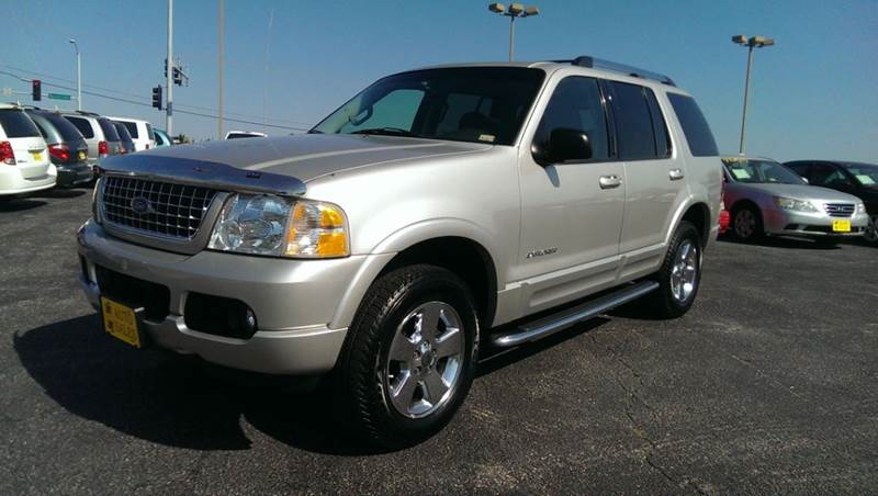 2005 Ford Explorer Limited 4WD 4dr SUV - Jefferson City MO