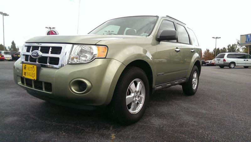 2008 Ford Escape XLS 4dr SUV (2.3L I4 4A) - Jefferson City MO