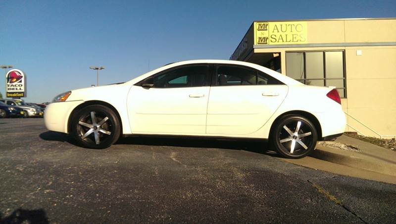 2006 Pontiac G6 4dr Sedan w/1SV - Jefferson City MO