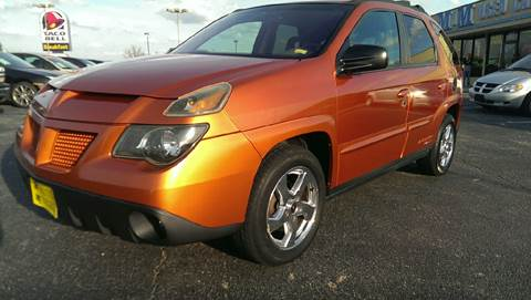 2003 Pontiac Aztek for sale in Jefferson City, MO